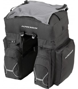 Kross Sakwy Roamer Triple Rear Bag T4CTO000020