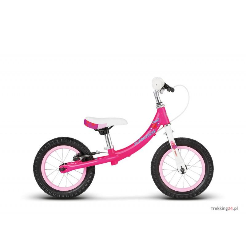 Rower Kross Mini 2018 Różowy KRMNZZ12X02W410003 Kross
